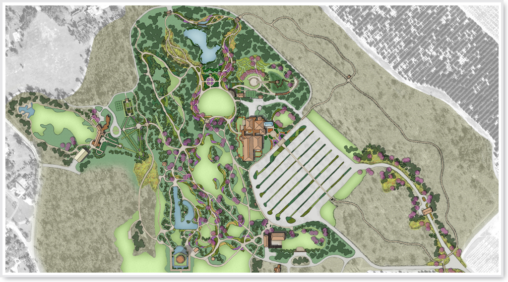 Bok Tower Master Plan