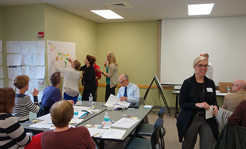 Reiman Garden Master Plan Meeting