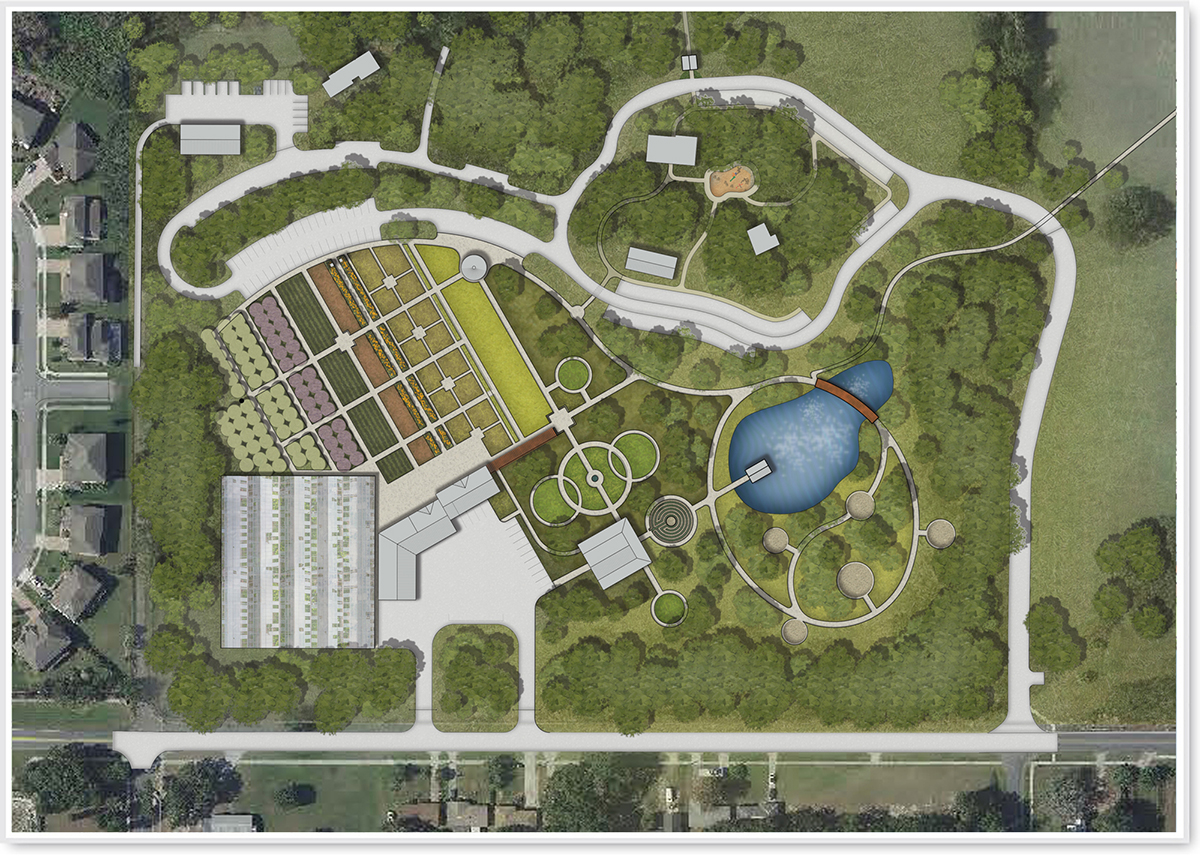 Tucker Ranch Wellness Park Master Plan